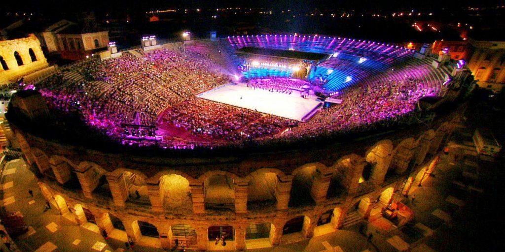 Veronaのオペラ